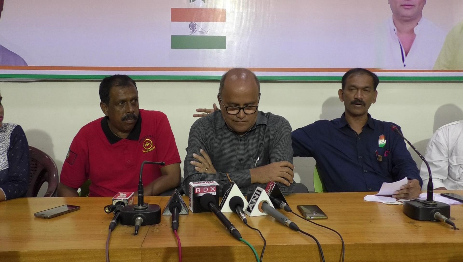 Girish mobilises support of anti-Parrikar people in Panaji