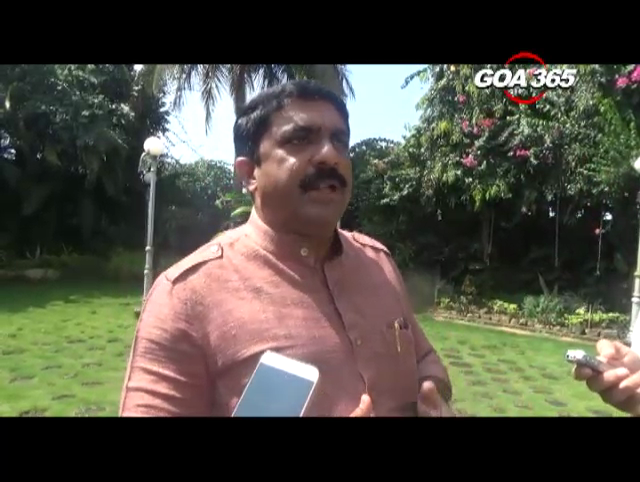 Give priority to Goan youth for jobs in Industrial sector: Vijai