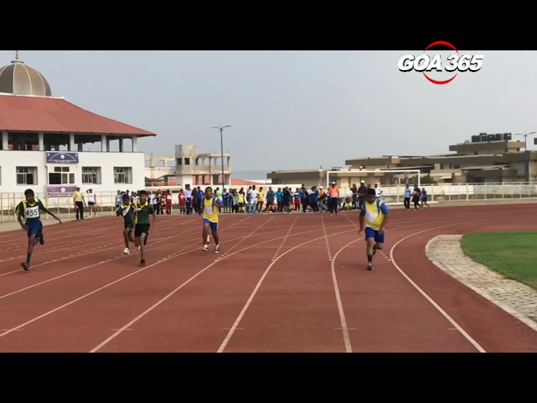 Goa's 1st sports competition for Special Schools