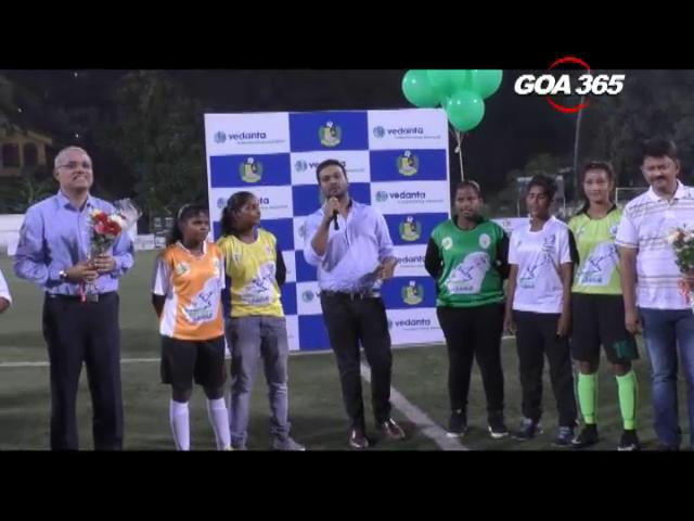 Goa's first women's league kicks off