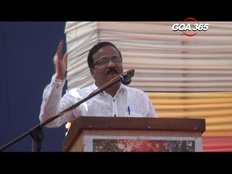 Goa's grand youth festival kickstarts, Prashant Naik rakes up Mhadei
