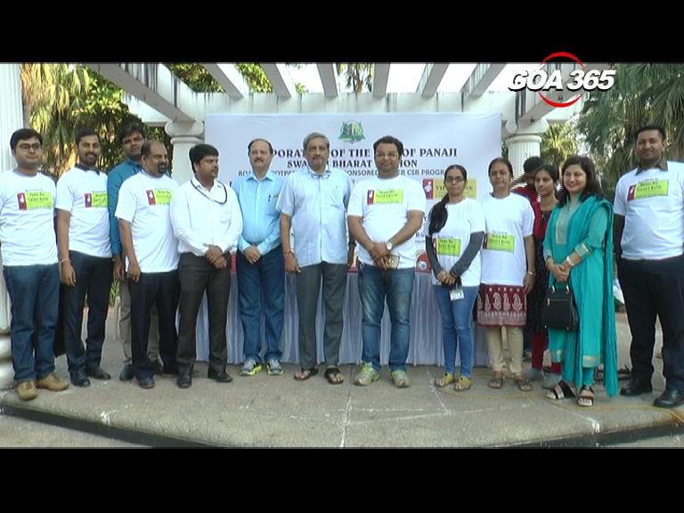 Goa aims to go 100% clean under Swachch Bharat Mission