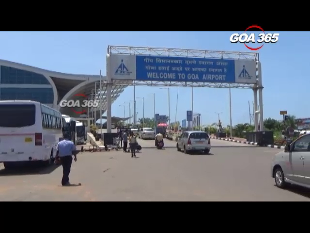 Goa Airport shut for a while as MIG 29 crashes, No casualties