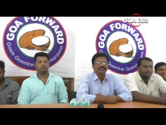 Goa Forward,  BJP workers clash in Saligao