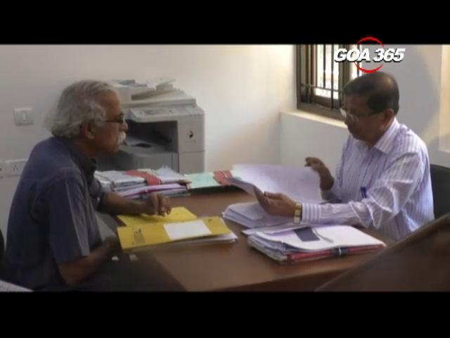 Goa Foundation files corruption case against Ex CM Parsekar & 2 officials
