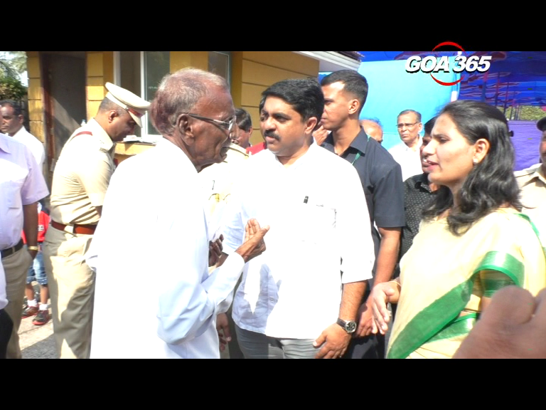 Goa Govt forgets Mama Cardoz, denies him entry at Liberation Day