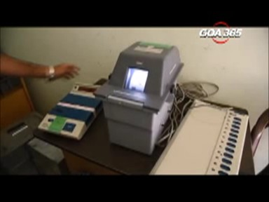 Goa results would be out by 11 am, but may prolong if VVPAT slips counted