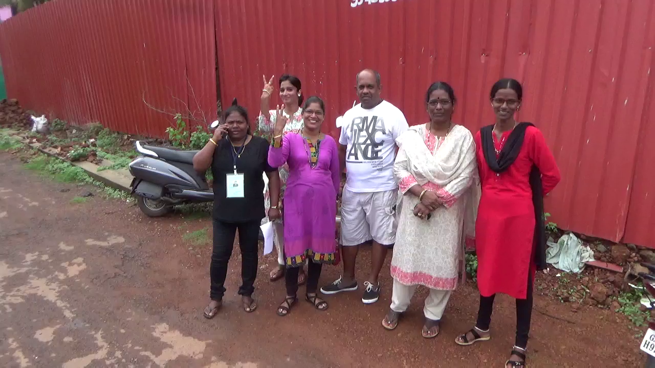 Goa365 captures panchayat election moods….