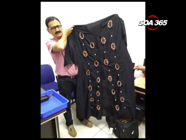 Gold seizure: smugglers get creative; hide gold in watch dial, dress