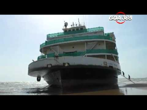 Govt hopes to shift grounded Casino vessel by Fri
