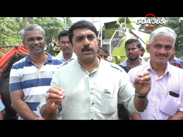 Govt must formulate task force for South Goa District Hospital: Vijai