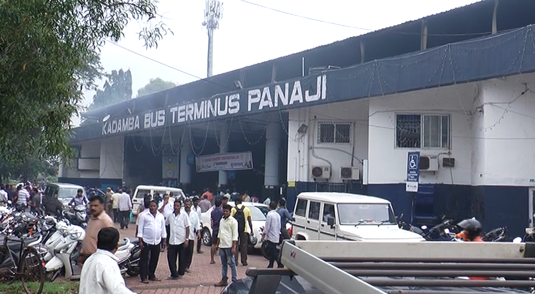 Govt to conduct structural stability test of KTC Bus Stand Panaji