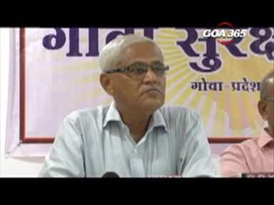GSM objects to Governor's decision to invite BJP to form Govt