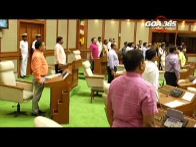Guv speaks for 3 minutes, only 27 MLAs attend Assembly session