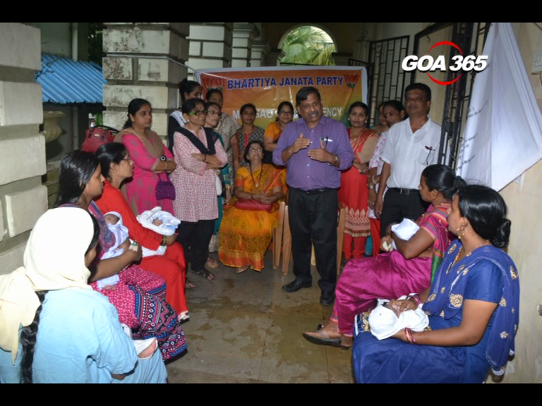 Health Awareness programs organized in Margao.
