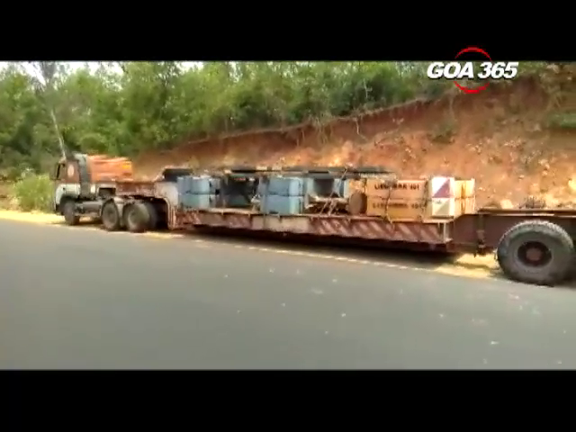 Heavy trailers damage NH17 bridges in Canacona, why PWD allowed it?