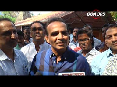 I'm for pro development and employment, People who represented Panaji had no vision: Babush