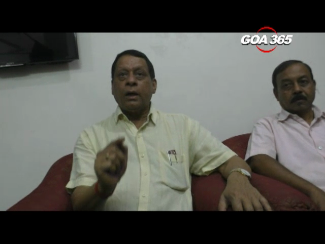 I've understanding with Bhatikar in Ponda, won't join Goa Forward: Lavoo