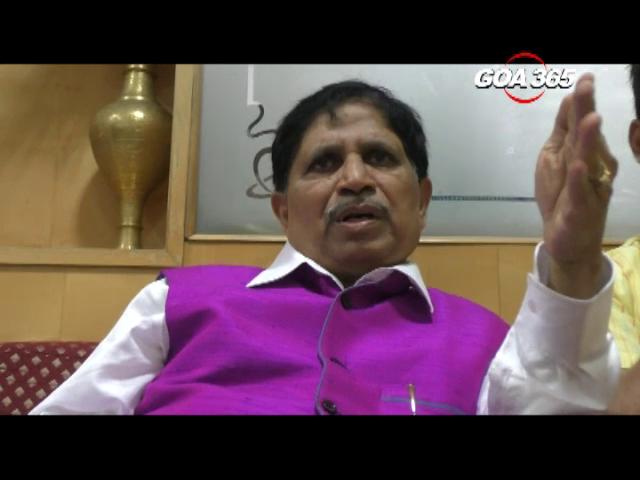 I am ready to take the responsibility, let the high command decide: Shantaram