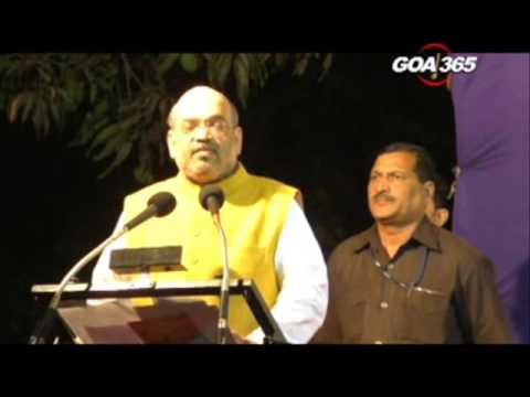 If Parrikar not brought as CM, he will rule Goa from Delhi: Shah