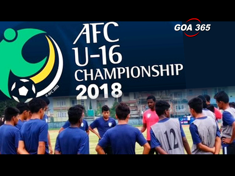 India clubbed with Iran, Vietnam and Indonesia in AFC U16