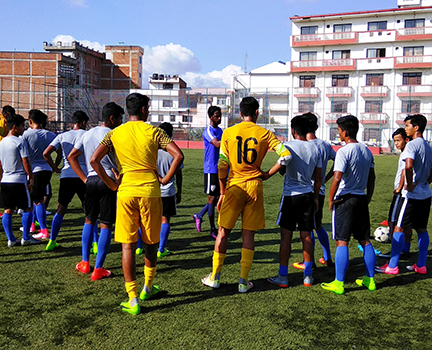 India U16 aims at winning momentum: Coach Bibiano