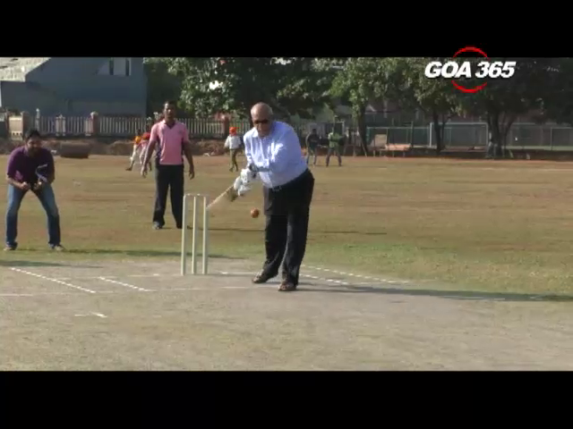 It's Vijai vs Digambar in Madgao, but this time a different game!
