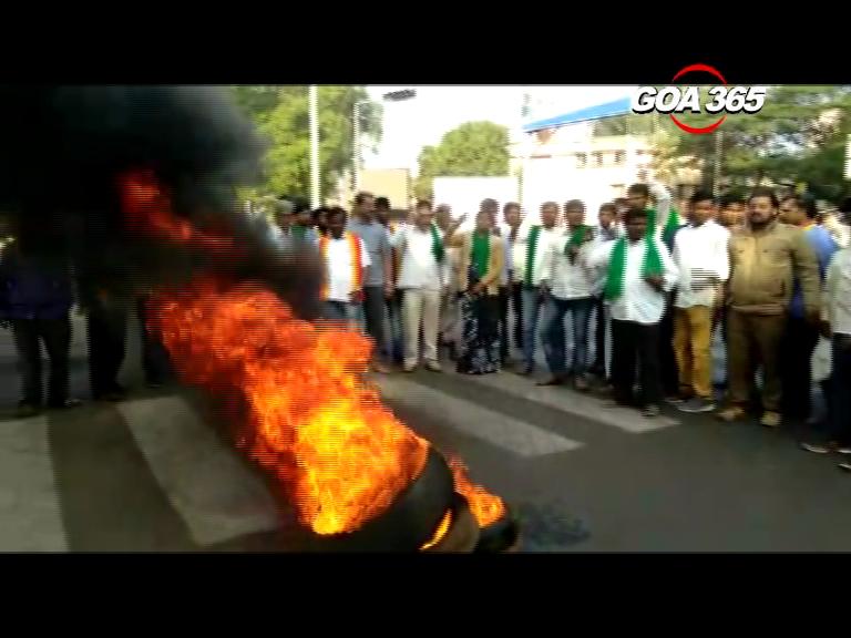 Karnataka bandh over Mhadei dispute, Yeddy faces protest