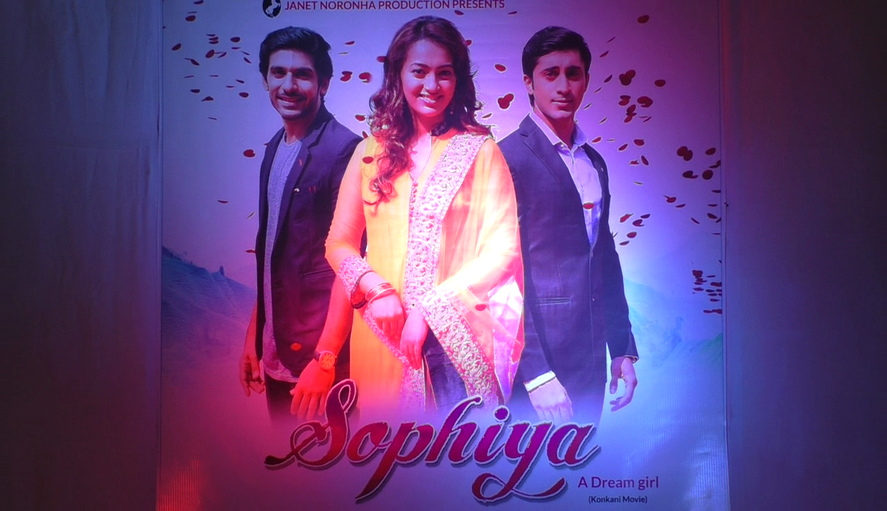 Mangalorean Konkani film 'Sophiya' released in Goa