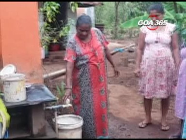 Kurdikars submerged their village for South Goa; have no water to drink