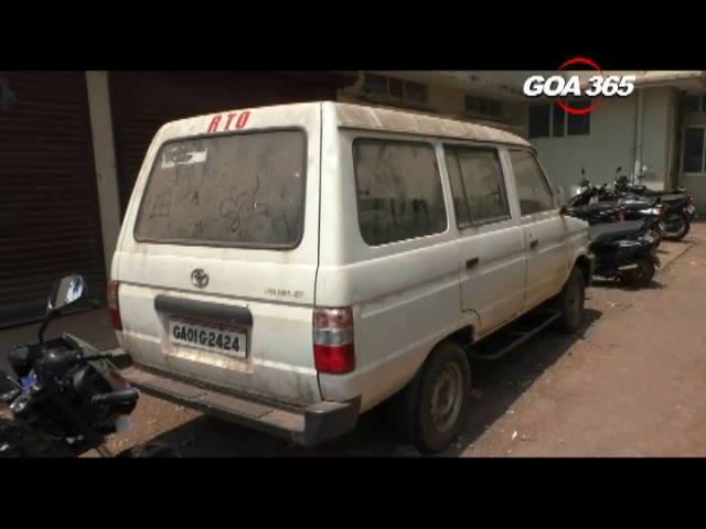 Lack of vehicle hampering Quepem RTO work: Locals