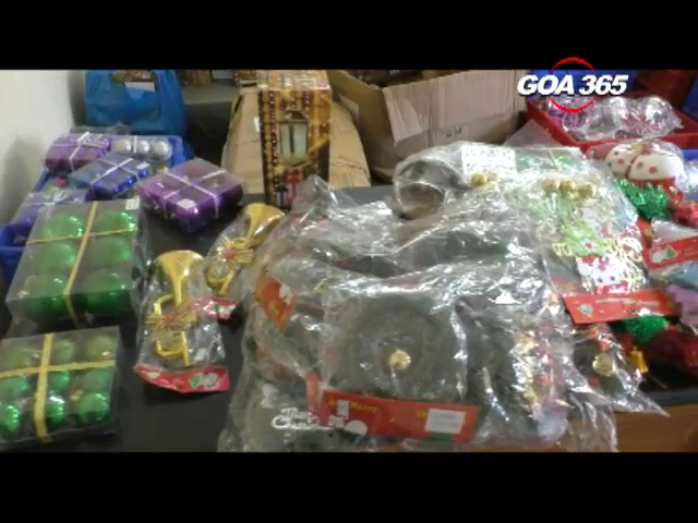 Legal Metrology & Police seize stuff worth 6 lakhs in Madgao