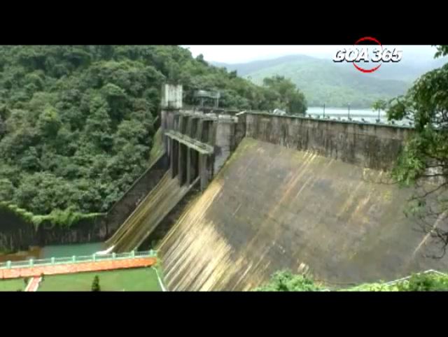 Less rainfall delays the filling of Anjunem dam reservoir