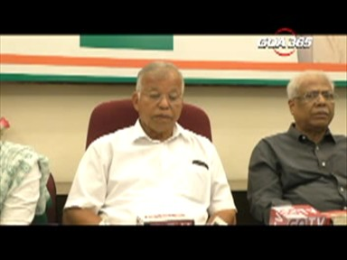 Luizinho indirectly blames Parrikar for 'surgical strike' in Navelim