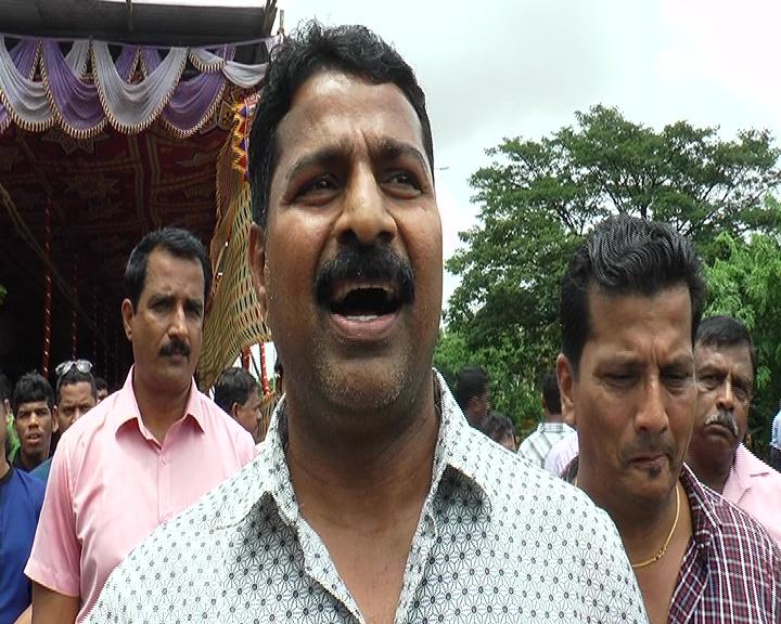 Madkaikar takes a U-turn, welcomes Baingini garbage treatment plant