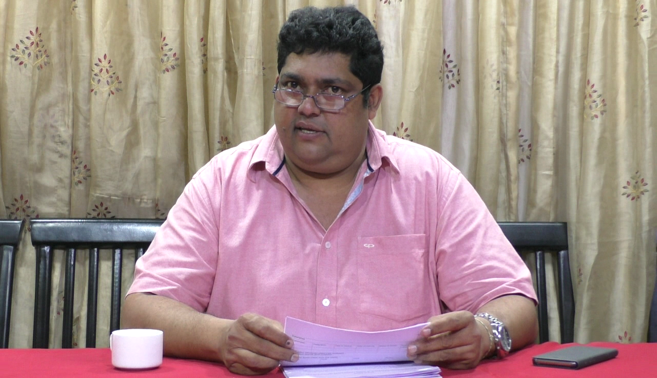 Make Konkani, 15-year domicile mandatory for IIT  jobs: Reginald