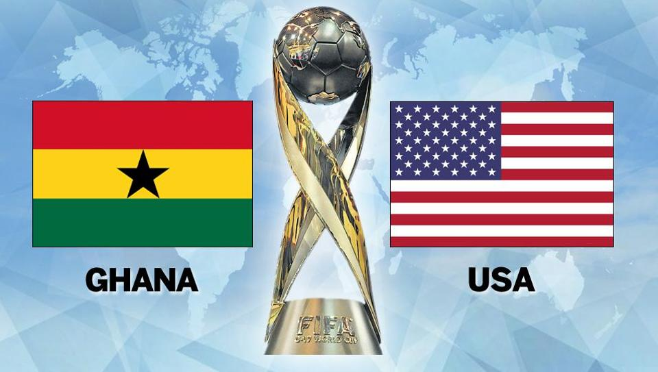 Male thrashes turkey 3-0 while USA beats Ghana 1-0