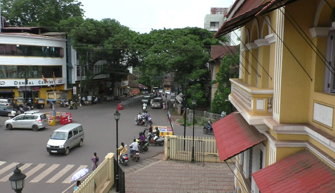Mapusa Municipality to beautify road from court  junction to Ganeshpuri