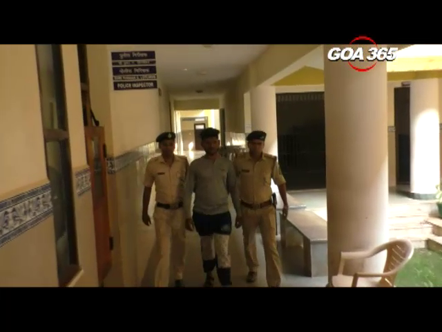 Mapusa police arrest two accused in robbery in Aldona
