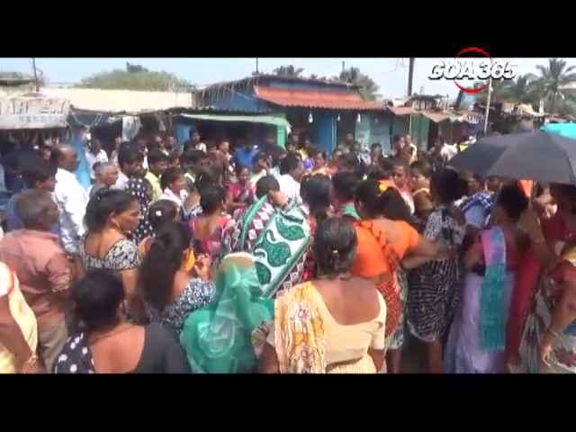 Vasco fisherwomen threaten stir if vendors not removed by Mon
