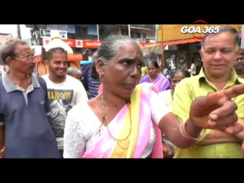 Margao market vendors want Pimpalkatta vendors to do business only on Mondays