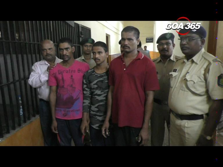 Margao police arrest 3 for bike theft