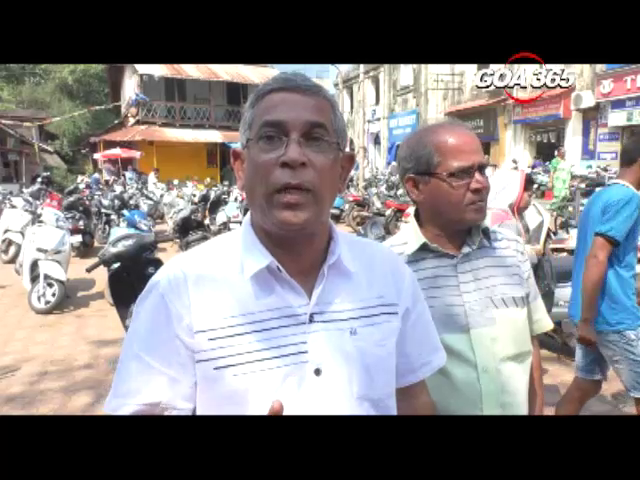 Margao vendors association to hold dharna if encroachments not cleared