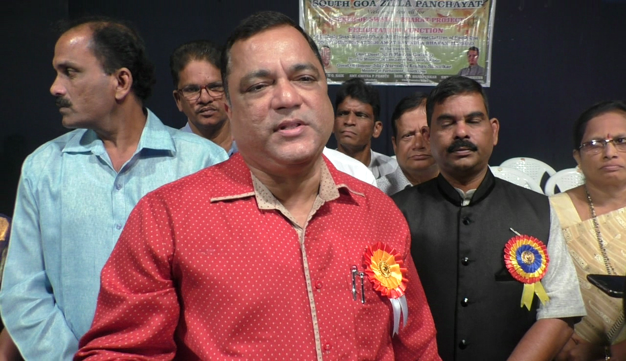 Mauvin moots common cadre for panchayats, few oppose