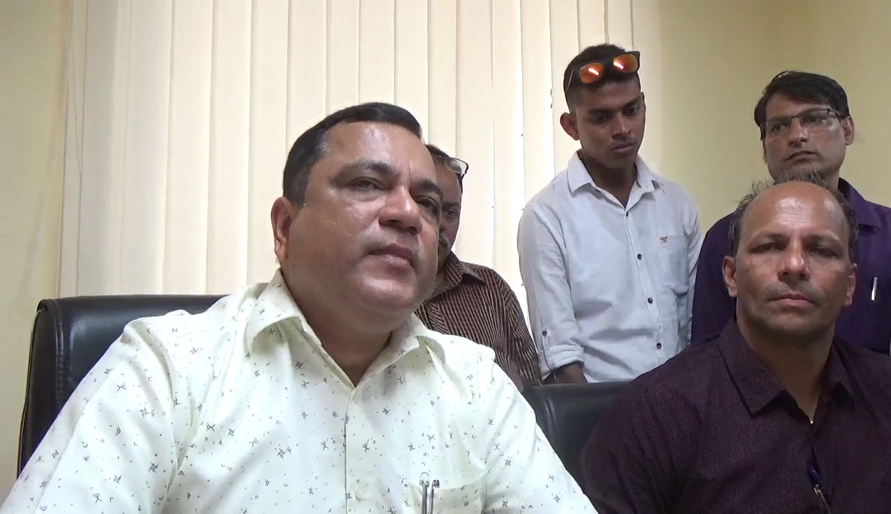 Mauvin pitches for employment for Goan youth