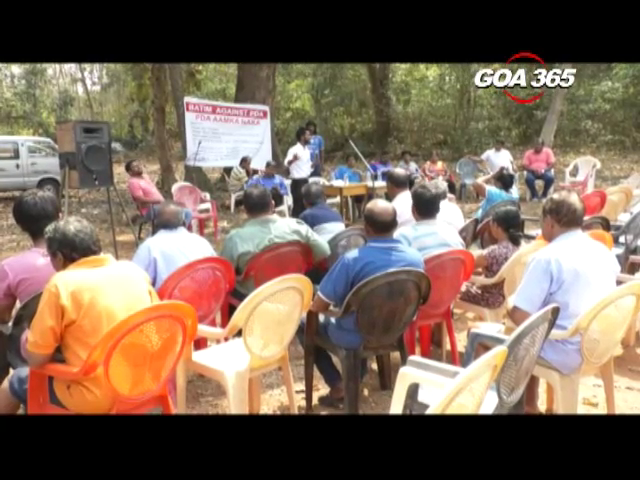 Meeting held in Batim to create awareness about disadvantages of PDA