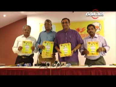 MGP manifesto silent on MoI, casino; Sudin open for BJP support