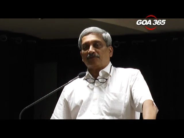 Model Code of Conduct is virtually paralyzing the administration: CM Parrikar