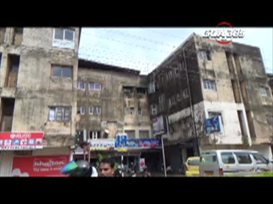 Mormugao municipality declares 38 residential buildings in Vasco unsafe