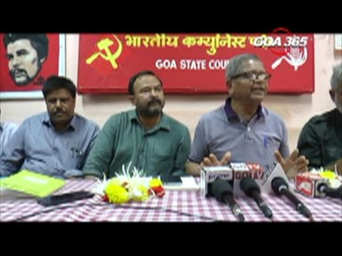 MP writers express concern over disturbing Goa's social fabric